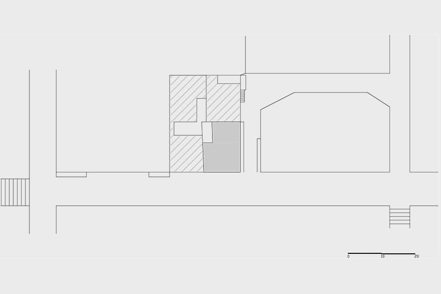 Ανακατασκευή κτιρίου κατοικιών στον Πειραιά