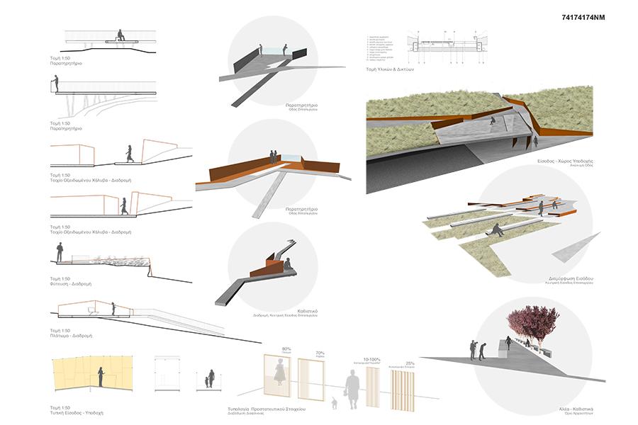 Αρχιτεκτονικός διαγωνισμός Διαμόρφωσης περιβάλλοντος χώρου του μνημειακού συνόλου Επταπυργίου Θεσσαλονίκης