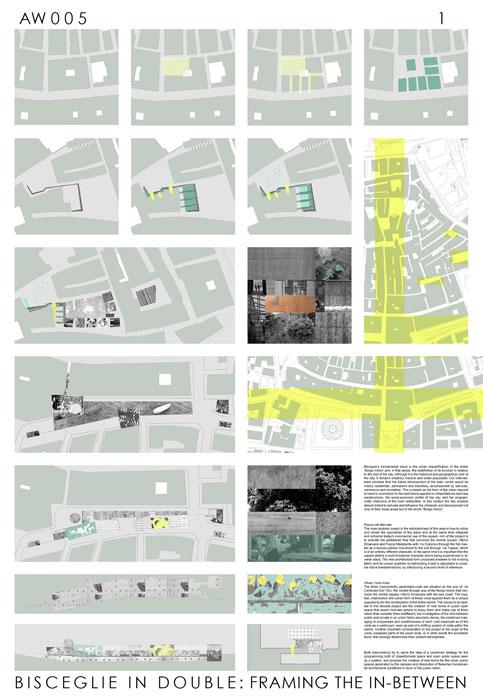 EUROPAN 9, Πανευρωπαικός αρχιτεκτονικός διαγωνισμός για 22 χώρες, Biseglie, Ιταλία