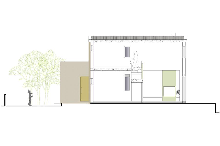 νέα εξοχική κατοικία