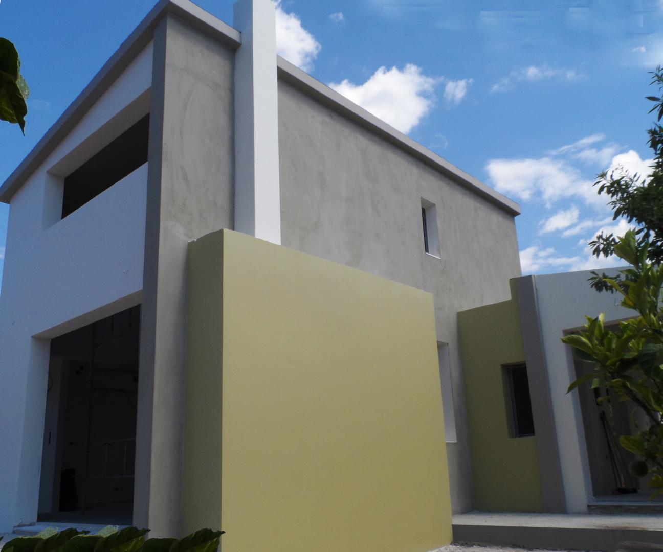νέα μικρή εξοχική κατοικία